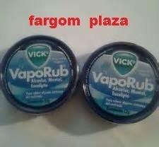 (2) Vicks Vaporub Topical Ointment 12g Tin Travel Size by Vick for sale  USA