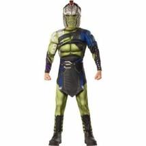 Nuovo Marvel Thor Ragnarok Hulk Petto Muscoloso Bambino Varie Taglie