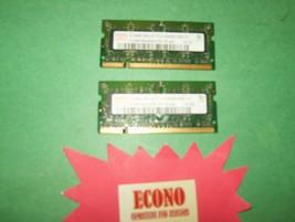 Hynix RAM Memory Chips 2X512MB 2Rx16 PC2-5300S - $3.55