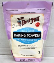 Bob's Red Mill Gluten Free Double Acting Baking Powder 14 oz - $6.57