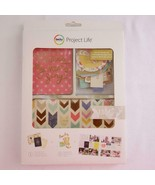 Becky Higgins Project Life Lucky Charm Card Kit 60 Cards w Embellishment... - $16.39