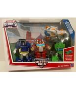 New Transformers Rescue Bots  Rescue Team Playskool Heroes - $63.44
