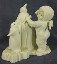 Snowbabies I'm Making An Ice Sculpture 68420 Department 56 Figurine Reti... - $14.95