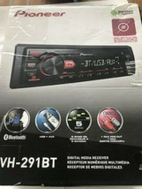 Pioneer MVH-291BT Digital Media Receiver Built in Bluetooth  OPEN BOX  - $47.45
