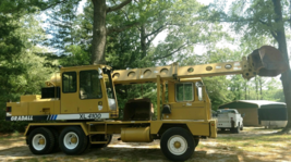 2001 GRADALL XL4100 For Sale in Montclair, VA 22025 image 7