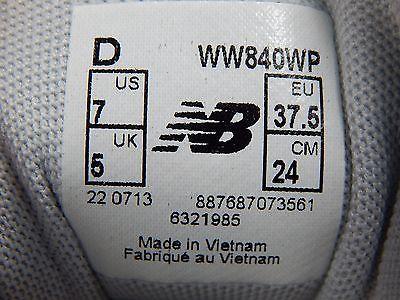 MISMATCH New Balance 840 Women's Walking Shoes Sz US LEFT 7 D WIDE RIGHT 8 M (B)