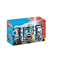 Playmobil City Action Police Station - $25.73
