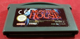 Monster House Cartridge Only (Nintendo Game Boy Advance) VGC - $6.18