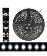 15' ft. white LED roll strip 60 diodes per meter flexible automotive lan... - $29.65