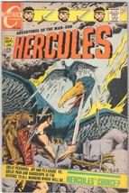 Hercules Comic Book #6 Charlton Comics 1968 VERY FINE- - $21.20