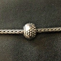 Authentic Trollbeads Sterling Silver 11252 Etruscan : RETIRED - $18.09