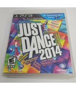 Just Dance 2014 (Sony PlayStation 3, 2013) - $4.95