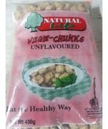 Natural Life Vege Chunks Unflavoured (400g) Eat the Healthy Way - $19.80