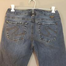 "Silver ""Santorini"" Women's Capri Cropped Jeans, Size 29 - $12.86"