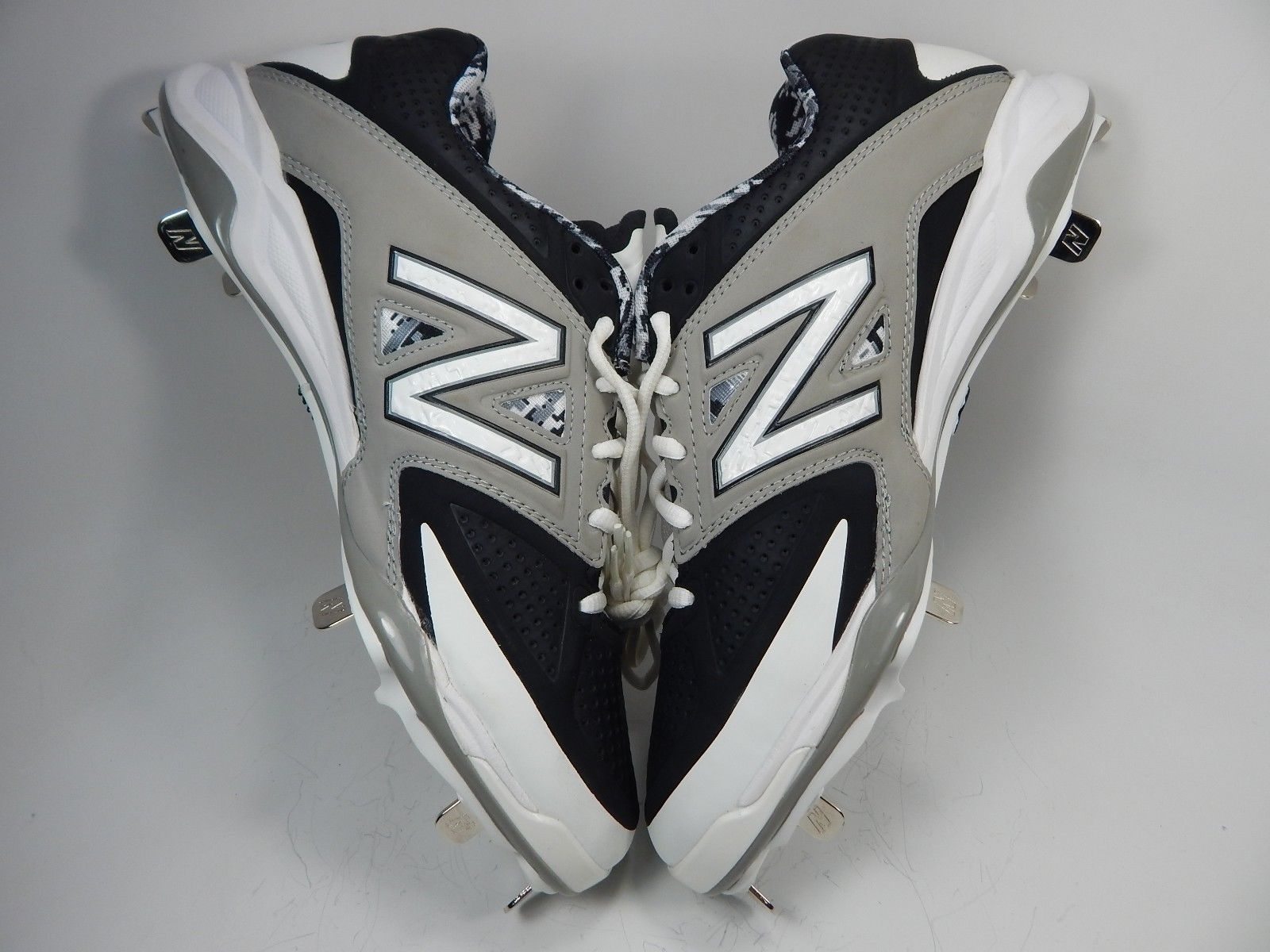 New Balance 4040v2 Metal Baseball Cleats Men's Size 16 2E WIDE EU 51 L4040GK2
