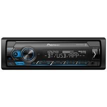 Pioneer MVH-S320BT Single-DIN In-Dash Digital Media Receiver with Bluetooth - $106.54