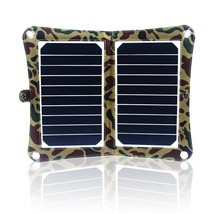 Portable Folding Solar Panel USB Charger 10W for Smart Phone, Power bank... - $49.49