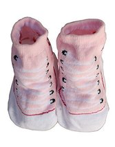 Toddler Non-Slip Infant Socks /Baby Stockings/ Newborn Infant Shoes Pink