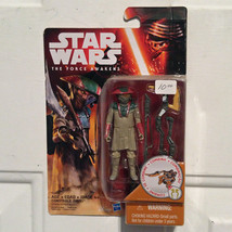 Star Wars Constable Zuvio Action Figure The Force Awakens 3.75 Inch Hasb... - $8.91