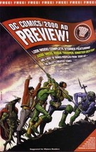 2000 A.D.-DC COMICS- PREVIEW-JUDGE DREDD-ROGUE TROOPER - $18.62