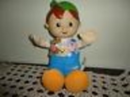 Fisher Price See 'n Say BUDDY TALKING MUSICAL DOLL Educational - $83.60
