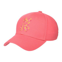 Psycho Bunny Men's Embroidered Cotton Sports Baseball Cap Strapback Hat
