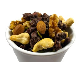 Raw Superfoods Trail Mix - Chocolate Covered Fruits Mix (Made With No Sugar - $23.50