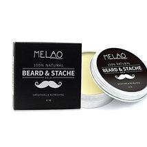 Beard Balm Softener Cream & Growth Conditioner & Leave In Conditioner & Moisturi image 7