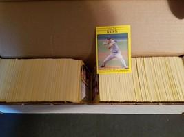 1991 Fleer Baseball Complete Set #1-720 - MLB - $18.00