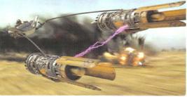Star Wars Pod Race The Phantom Menace 4 x 6 Photo Postcard NEW - $2.00