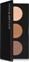 Smashbox Step-by-Step Contour Palette LIGHT MEDIUM Warm Highlight Bronze... - $19.50