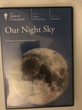 Our Night Sky (2010, DVD) Great Courses astronomy science - $7.69