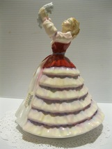 ROYAL DOULTON figurine - SUSAN - HN3050 - 9 in. tall - 1981 in original box - $65.00