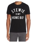 New $60 Eleven Paris Family Guy Stewie Is My Homeboy Black Graphic Print... - $29.02