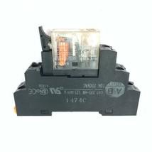 Allen-Bradley 700-HN121 Relay Socket Base SerA 10A 250VAC w/ 700-HK36A1 Relay - $12.20