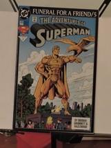 Adventures of Superman #499 (Feb 1993, DC) - $1.48
