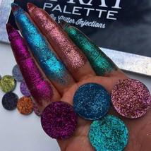 Beauty Glazed 4 Colors Makeup Eye Shadow, Glitterinjections Pressed Glit... - $13.05