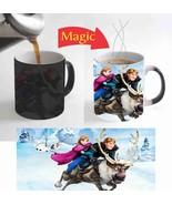 Frozen Kids Movie Magic Mug Color Change Coffee Mug 11 Oz for Christmas ... - $15.83