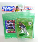 1997 Starting Lineup Emmitt Smith NFL Dallas Cowboys Jersey 22 - $18.76