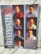 AMT Ertl Blueprinter Newsletter Volume 9 Issue 5 1995  replica die cast (A6) - $11.88