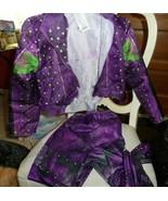 Disney Descendants 2 Girls size M (7-8) Jacket and pants costume - $13.00