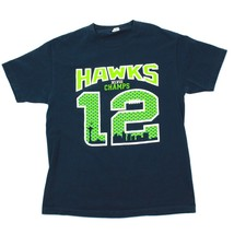 Seattle Seahawks Tshirt Retired ADKINS Number 12 retired Number The 12s ... - $22.28