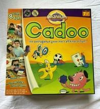 Cranium Cadoo Board Game - $4.94