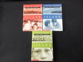 Island Series Gordon Korman Shipwreck Survival Escape Chapter Books - $8.86