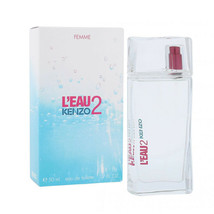 Kenzo L'EAU 2 Pour Femme Women's Eau De Toilette 1.7oz/50ml EDT Spray - $118.34