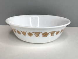 Vintage Corelle Butterfly Gold Soup / Salad / Cereal Bowl - ONE bowl onl... - $5.93