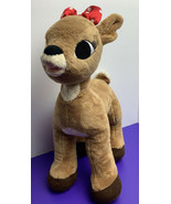 """Build-a-Bear Clarice Reindeer 15"""" Plush Doll Rudolph Christmas BAB Pre-O... - $19.79"""