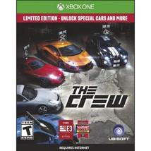Ubisoft The Crew Limited Edition Xone - $29.99