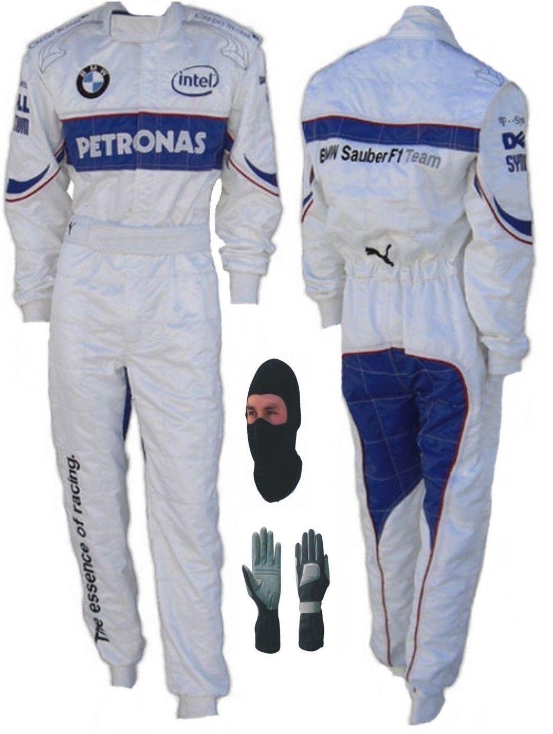 BMW petronas kart race CIK/FIA level 2 suit (free gifts)