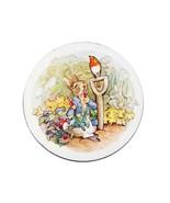 Vintage Beatrix Potter Peter Rabbit Tin - Huntley & Palmers - $23.38